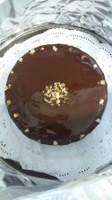 tarta de chocolate de Eroulla