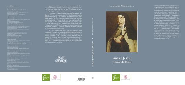 PORTADA Ana de Jesús