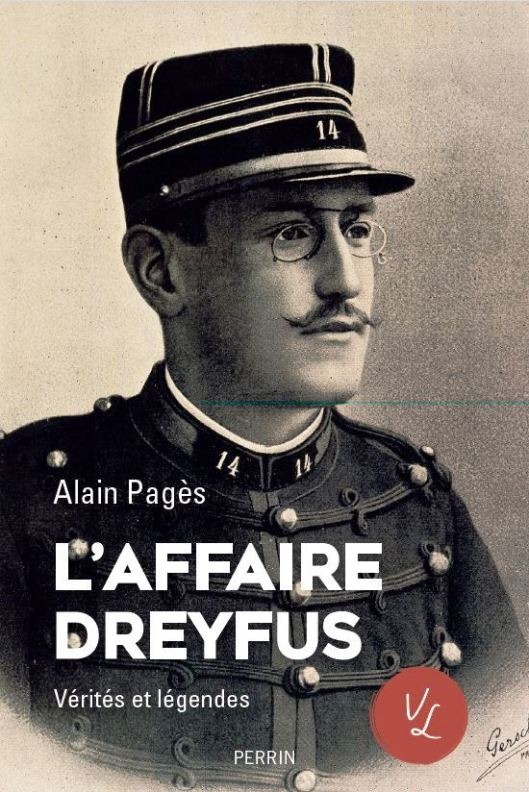 Couverture_Affaire Dreyfus VL